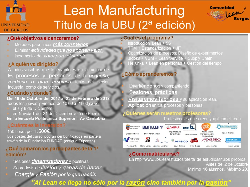 Lean Manufacturing Abaron
